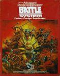 Advanced Dungeons & Dragons Battlesystem (1985)