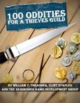 RPG Item: 100 Oddities for a Thieves' Guild