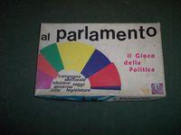 Board Game: Al Parlamento