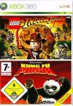 Video Game Compilation: LEGO Indiana Jones: The Original Adventure & Kung Fu Panda