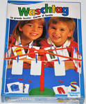 Board Game: Waschtag