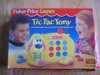 Board Game: Tic Tac Tony