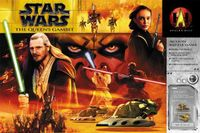 Board Game: Star Wars: The Queen's Gambit