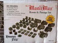 RPG Item: Room and Passage Set