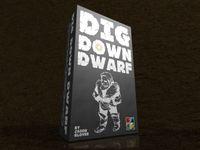 Board Game: Dig Down Dwarf