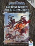 RPG Item: A064: Goldene Blüten auf Blauem Grund