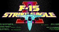 Video Game: F-15 Strike Eagle II