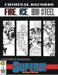 RPG Item: Criminal Records: Fire, Ice, and Steel