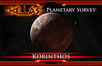 RPG Item: Planetary Survey: Korinthos