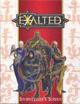 RPG Item: Exalted Storyteller's Screen