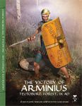 Board Game: The Victory of Arminius: Teutoburg Forest, IX AD