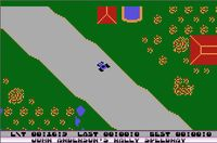 Video Game: John Anderson's Rally Speedway