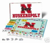 Board Game: Huskeropoly