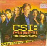 Board Game: CSI: Miami