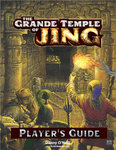 RPG Item: The Grande Temple of Jing Player's Guide