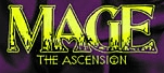 RPG: Mage: The Ascension