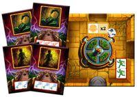 Board Game: Escape: The Curse of the Temple – Queenie 4: The Fountain