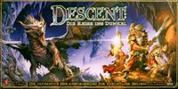 Board Game: Descent: Journeys in the Dark