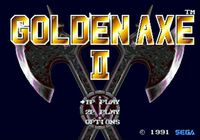 Video Game: Golden Axe II