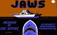 Video Game: Jaws: The Computer Game