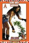 RPG Item: Wild Cards SCARE Sheet 09: Gardener