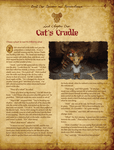 Board Game: Mice and Mystics: Lost Chapter – Cat's Cradle