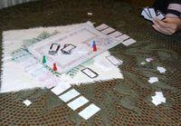 Board Game: Ajateenija