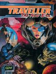 RPG Item: Traveller: The New Era core rulebook
