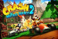 Video Game: Crash Bandicoot Nitro Kart 2