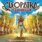 Board Game: Cleopatra and the Society of Architects: Deluxe Edition