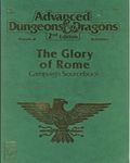 RPG Item: HR5: The Glory of Rome Campaign Sourcebook
