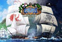 Board Game: British Vs Pirates: Volume 1