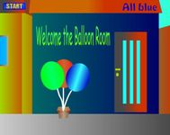 Video Game: Escape from the Balloon Room