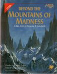 RPG Item: Beyond the Mountains of Madness