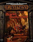 RPG Item: The Scarlet Brotherhood