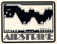 Video Game: Airstrike (1982)