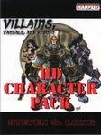 RPG Item: Villains, Vandals, and Vermin (HD Character Pack)