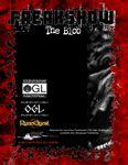 RPG Item: Freakshow: The Blob