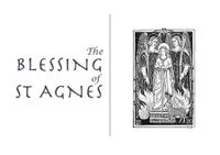 RPG Item: The Blessing of St Agnes
