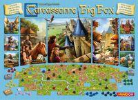 Board Game: Carcassonne Big Box 6