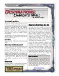 RPG Item: Destinations: Charon's Wall