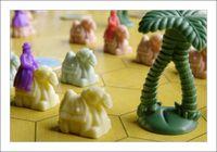 Board Game: Through the Desert