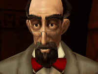 Character: Bruno Ostvalt