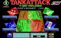 Video Game: Tank Attack