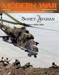 Board Game: Invasion Afghanistan: The Soviet-Afghan War