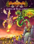 RPG Item: Gawds & Demi-Gawds