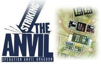 Board Game: Striking the Anvil: Operation Anvil Dragoon