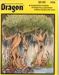 Issue: Dragon (Issue 54 - Oct 1981)