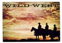 Board Game: Wild-West