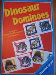 Board Game: Dinosaur Dominoes